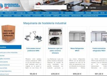 Maquinariadehosteleria.net
